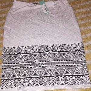 New 41 Hawthorn NWT pencil Skirt